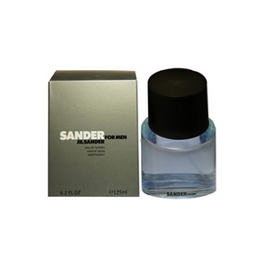 Sander By Jil Sander For Men. Eau De Toilette Spray 4.2 Ounces 125ml. 100% Original