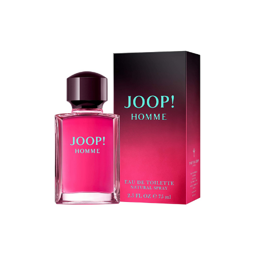 JOOP! Homme 2.5 oz EDT Spray for Men 75ml. 100% Original