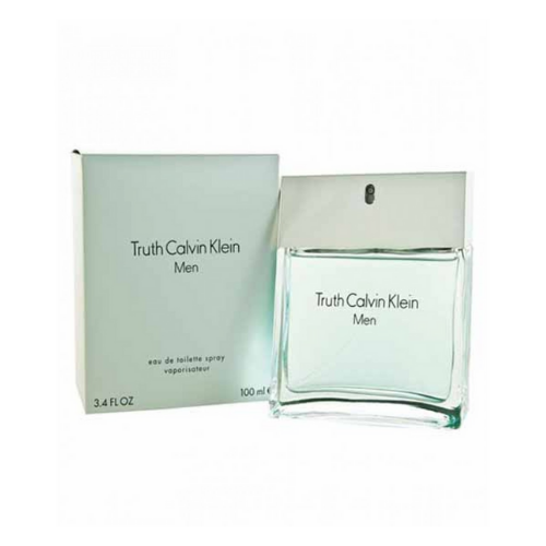 Calvin Klein Truth Eau De Toilette For Men 100ml 100% Original