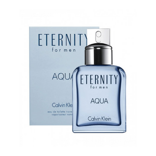Calvin Klein Eternity Aqua Eau De Toilette For Men 100ml 100% Original