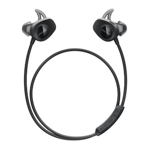 BOSE EARPHONE SOUNDSPORT WIRELESS BLACK