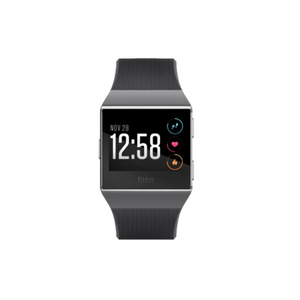 Fitbit Ionic - Charcoal / Smoke Gray