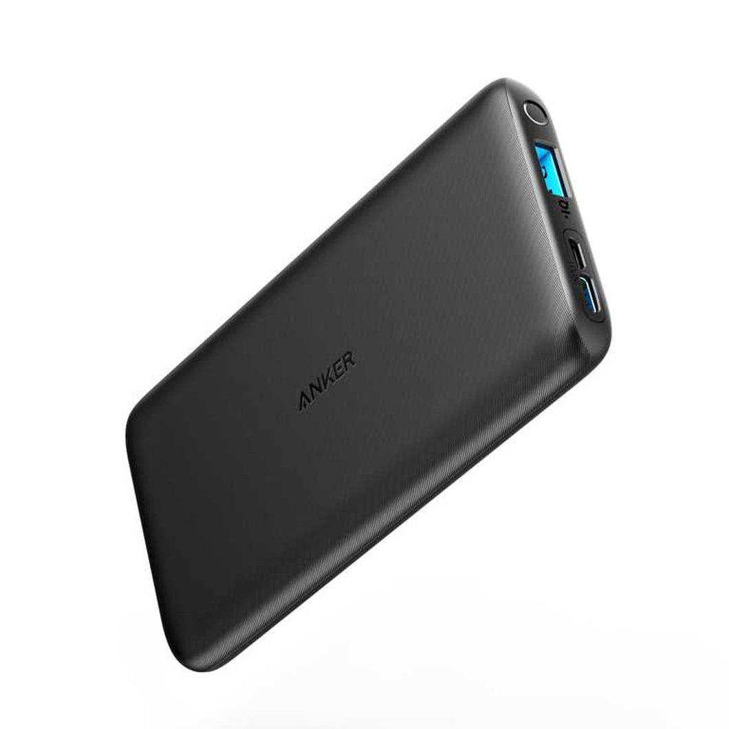 Anker PowerCore Lite 10000mAh USB-C Input (Only), High Capacity Portable Charger, Slim and Light External Battery for iPhone, Samsung Galaxy, and More