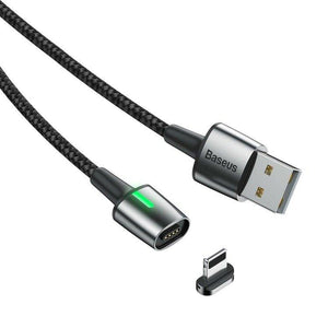 Baseus Zinc Magnetic Cable USB for Lightning CALCX-A05