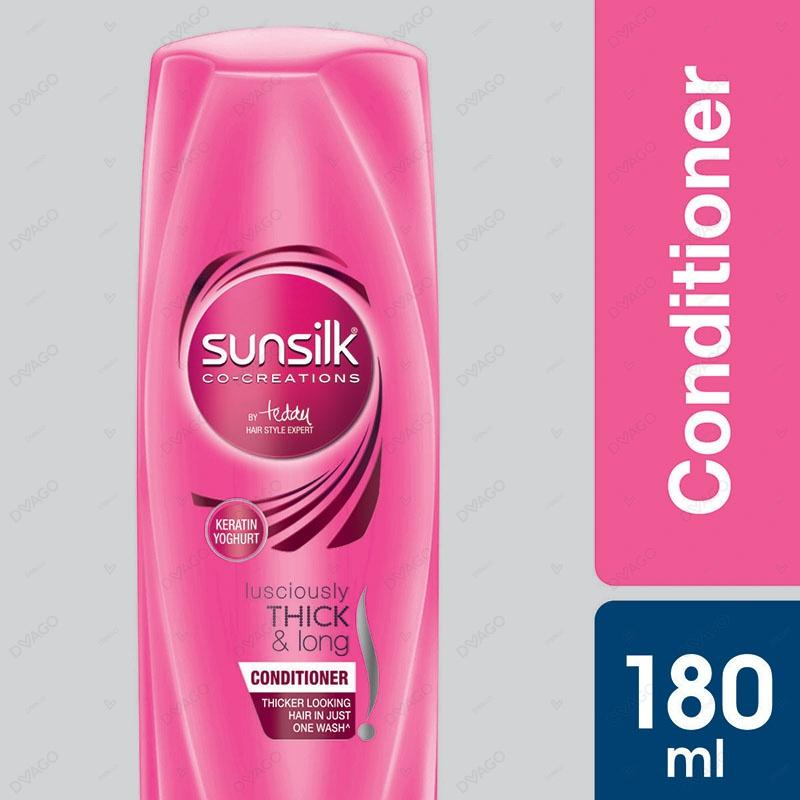 Sunsilk Conditioner Thick & Long 180ml