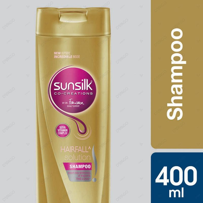 Sunsilk Shampoo Hair Fall Solution 400ml