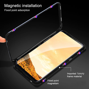 Magnetic Absorption Case for Oppo, Vivo, Xiaomi