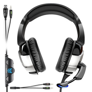 K5 Gaming Headset for Full Control Any Time