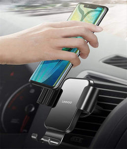Air Vent Gravity Phone Mount Holder