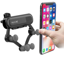 Load image into Gallery viewer, Car Mount Holder Dock, Universal Air Vent Dashboard Car Phone Holder Smaller but more Secure