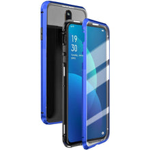 Load image into Gallery viewer, Double Sided Magnetic Adsorption Metal Phone Case For Oppo & Vivo