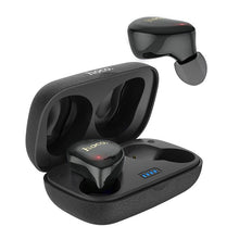 "Load image into Gallery viewer, True wireless headset ""ES25 Easy talk"" with charging case"