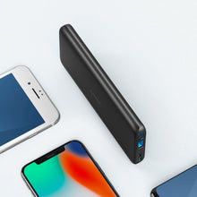 Load image into Gallery viewer, Anker PowerCore Lite 10000mAh USB-C Input (Only), High Capacity Portable Charger, Slim and Light External Battery for iPhone, Samsung Galaxy, and More