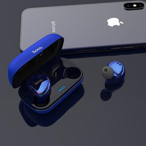 "True wireless headset ""ES25 Easy talk"" with charging case"