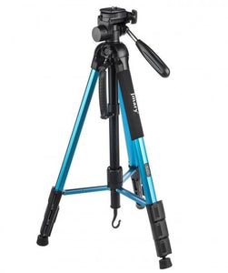 Jmary 2264 Upto 5.2ft Professional 360 Panorama Ball head Stand Aluminium Tripod for All DSLR Cameras
