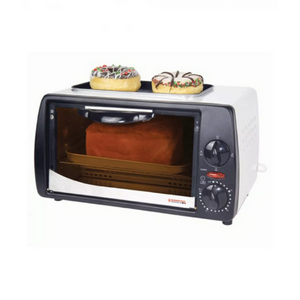 Oven toaster & hot plate 1000D