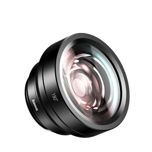 Baseus Short Videos Magic Camera - Professional - Camera Lens Fish Eye / Wide View / 50X Macro Lens for Smartphones Selfie