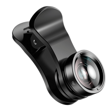 Load image into Gallery viewer, Baseus Short Videos Magic Camera - Professional - Camera Lens Fish Eye / Wide View / 50X Macro Lens for Smartphones Selfie