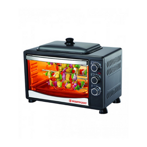 Oven toaster, rotisserie Kabab Grill, B.B.Q, Hot Plate 3800