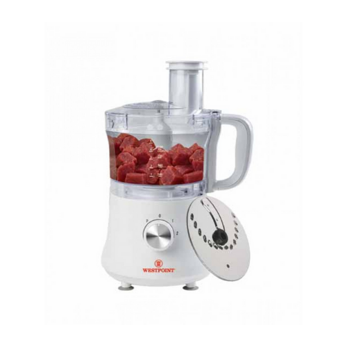 Chopper with vegetable cutter with powerful motor 497