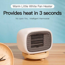 Load image into Gallery viewer, BASEUS Warmer Little Bai Fan Heater For Fast Heating ACNXB-02