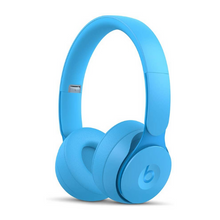 Load image into Gallery viewer, Beats MRJ92 Beats Solo Pro Wireless Noise Cancelling Headphones - Light Blue
