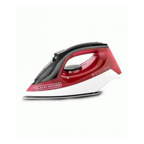 Black & Decker  X1550 - Steam Iron With Water Tank Capacity Of 190 Ml & Steam Burst