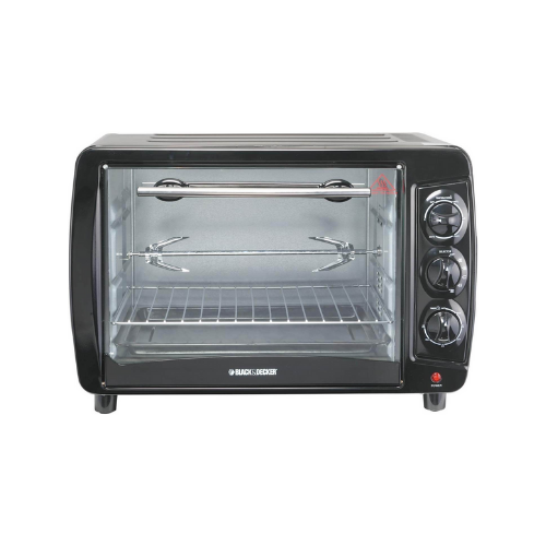 TRO55 Black & Decker  Toaster Oven With Grill & Rotisserie