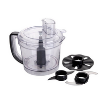 Load image into Gallery viewer, Black & Decker FX810 - Food Processor  Black & Grey