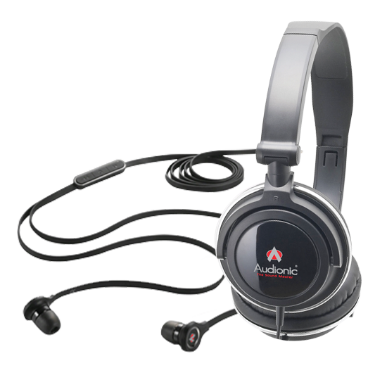 Audionic Combo C-3 Headphone