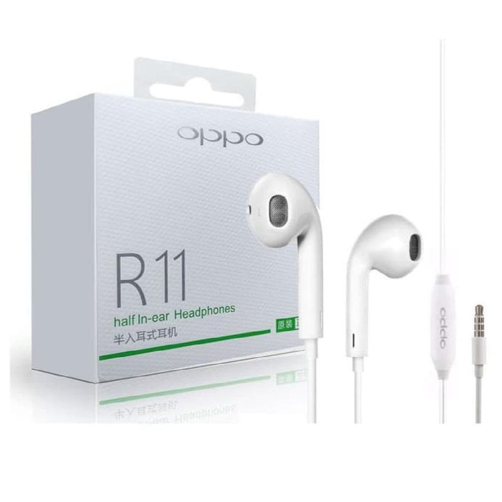 Oppo Half In-Ear Headphones R11