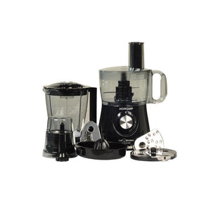 Homquip's Food Processor Kitchen Machine 20 Functions, 4 Access, 500W