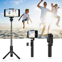 Load image into Gallery viewer, Huawei Honor AF15 Selfie Stick Tripod Bluetooth 3.0 Portable Wireless
