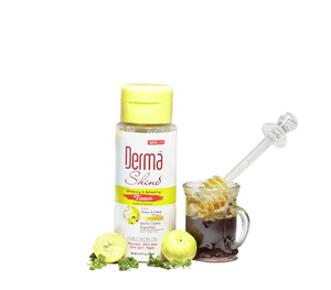 DERMA SHINE TONER WITH HONEY AND LEMON