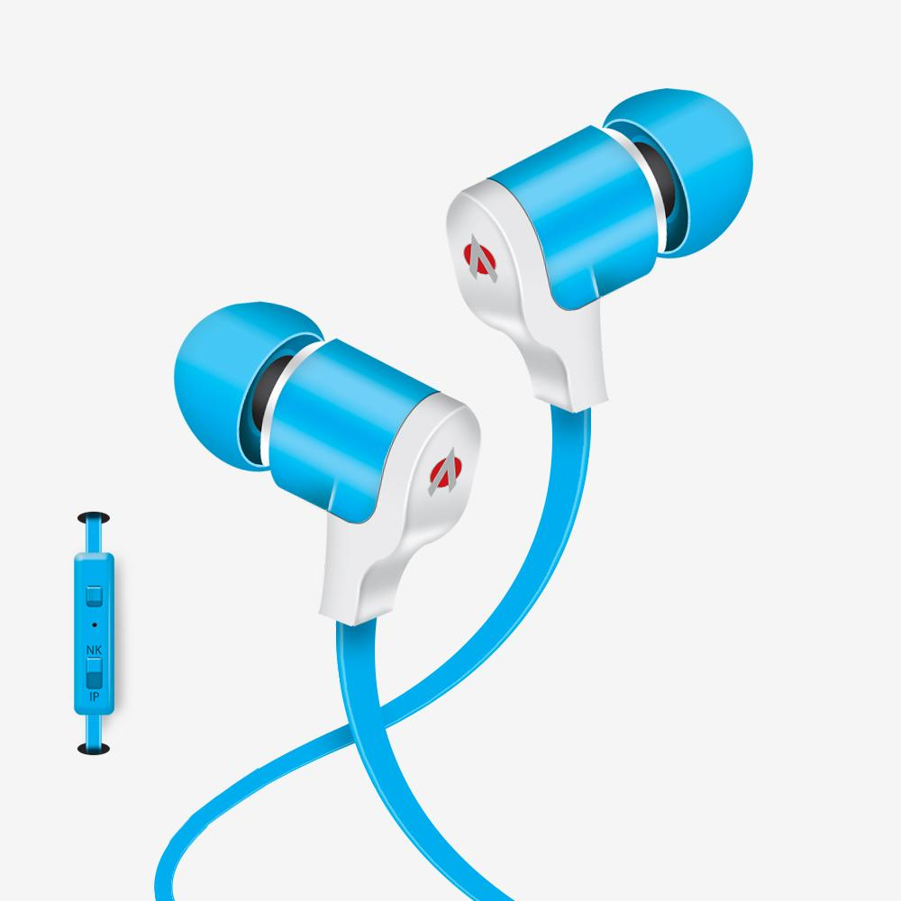 Audionic MN-250 MUSIC NOTE Earphones