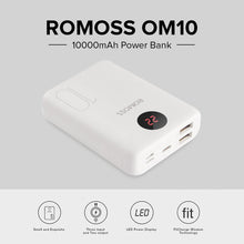 Load image into Gallery viewer, Romoss Power Bank OM10 10,000 mAh