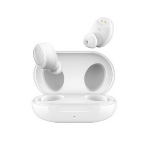 OPPO Enco W11 Bluetooth Headset  (White, True Wireless)