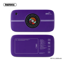Load image into Gallery viewer, Remax RPP-91 Camera 10000mAh Fantasy Wireless Charger