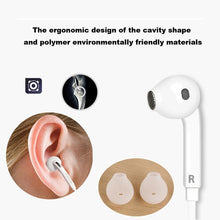 Load image into Gallery viewer, SAMSUNG EO-EG920BW Earphones Wired 3.5mm with Mic 1.2m In-ear Stereo Sport Earphones for Samsung S8 S8Edge with Retail Box