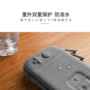 WIWU Nintendo Switch Doulbe Zipper Travel Case