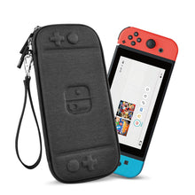 Load image into Gallery viewer, WIWU Nintendo Switch Doulbe Zipper Travel Case