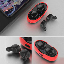 Load image into Gallery viewer, TS-03 TWS Wireless Bluetooth Headset 5.0 Dual Ears True Wireless Stereo Sports Bluetooth Headset