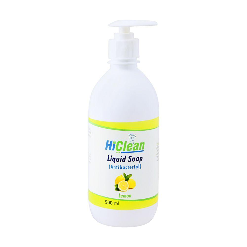 HiClean Antibacterial Liquid Soap - 500ml