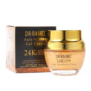DR. RASHEL 24K Gold Anti-Wrinkle Gel Cream 50ML