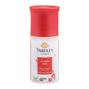 Yardley London Rose  For Women, Alcohol Free, 50ml
