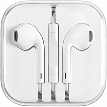 Load image into Gallery viewer, APPLE iPHONE  / iPAD HANDSFREE EARPHONE WITH MIC Original