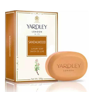 Yardley London - Imperial Sandalwood Luxury Soap for Women, 100g