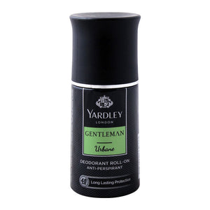 Yardley Gentleman Urbane Deodorant Roll-On, 50ml