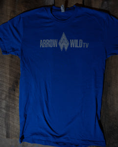 Arrow Wild TV Blue T Shirt