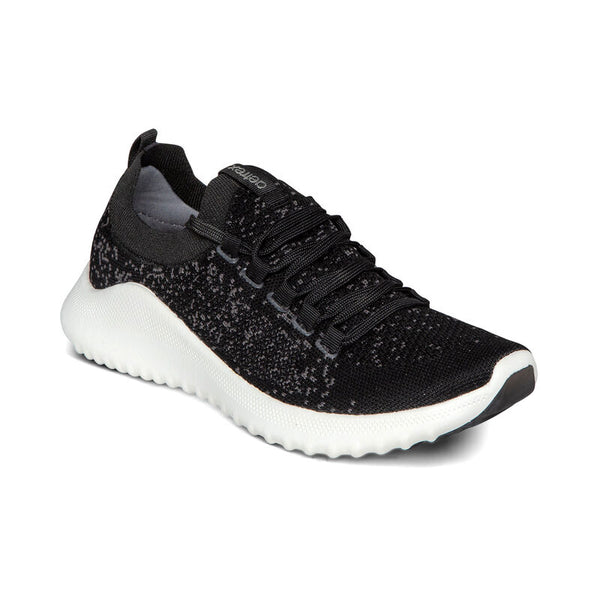 Aetrex Women's Carly Knit Sneaker